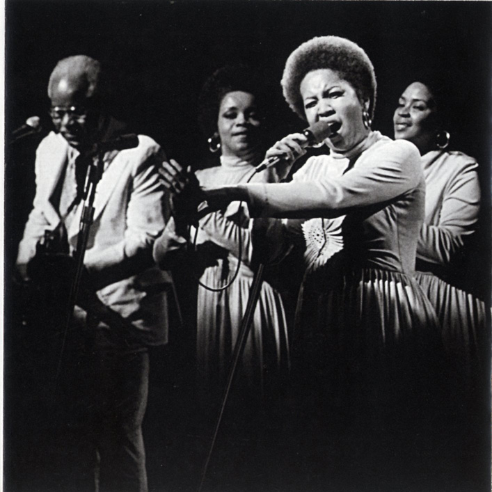 The Staple Singers - Be Altitude: Respect Yourself