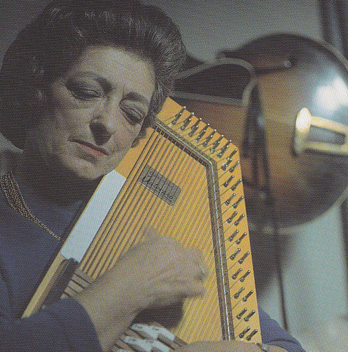 Maybelle Autoharp Gibson ˆ� The Winding Stream The