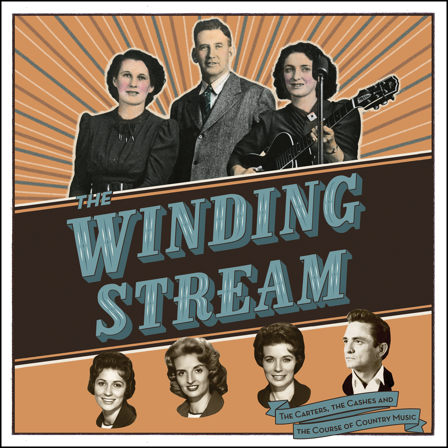 The Winding Stream CD