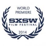 SXSW premiere logo