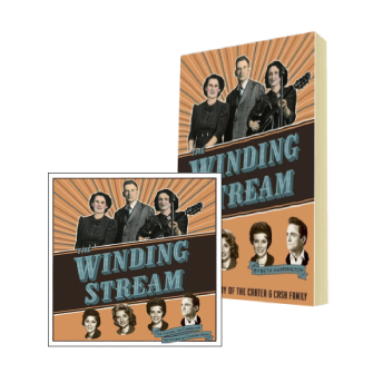 The Winding Stream CD + Book Bundle