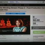 Kickstarter just launched