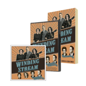 The Winding Stream CD + DVD + Book Bundle