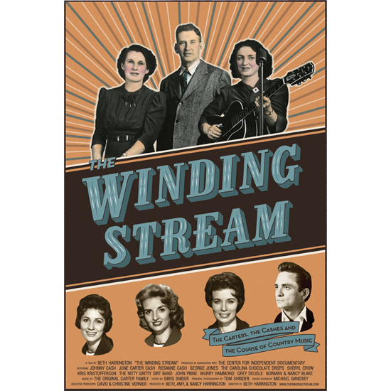 The Winding Stream DVD cover